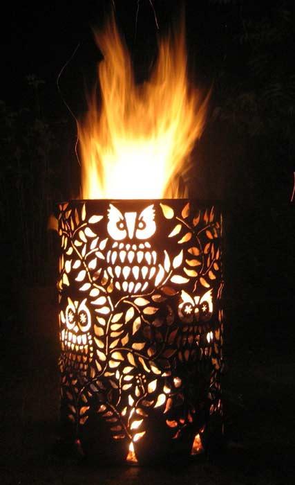 Feuer Und Wärme Ilsfeld feuertonne heidetrends